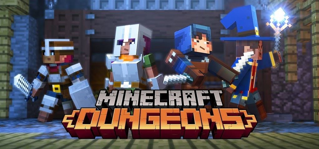 Minecraft Dungeons Game