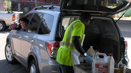 Household Hazardous Waste Collection Mobile Site