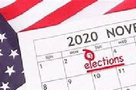 November 3 Election Day