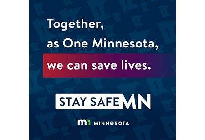 Together Stay Safe MN