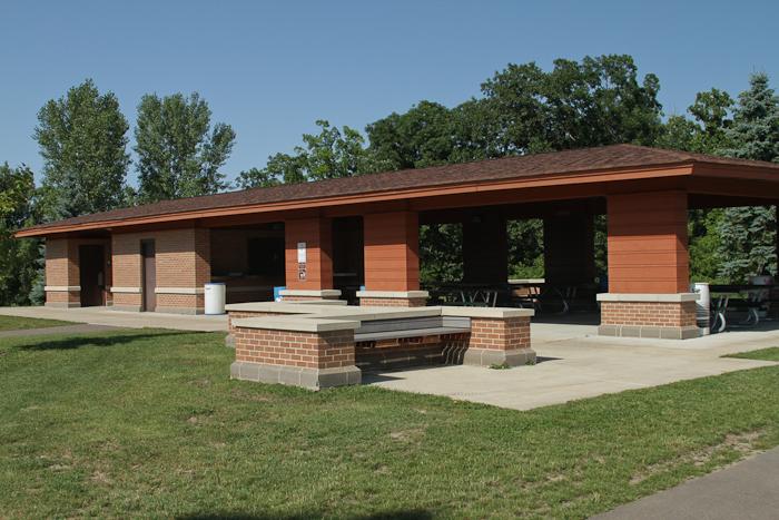 A Local Park Pavilion